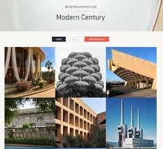 world monuments fund seeks suggestions on u0027modern buildings that