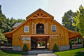 Barn Designs For Horses Horse Barn Builders Dc Builders