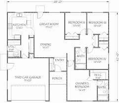 floor plans 2000 square feet 4 bedroom home deco plans 4 bedroom house plans under 2000 square feet elegant ranch house