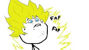 Fap Fap Meme - fap extreme goku edition youtube