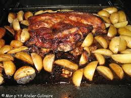 comment cuisiner la rouelle de porc rouelle de porc caramélisé au four pas ww du tout mon p