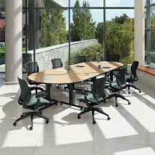 Modular Conference Table System Global Furniture Connectables Modular Conference Tables