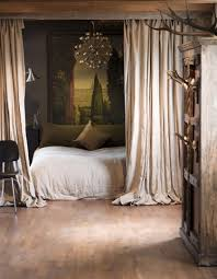 Curtain Room Divider Innovative Dividing A Bedroom With Curtains Decorating With
