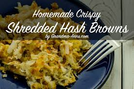 potato grater hash browns how to make crispy shredded hash browns fast easy
