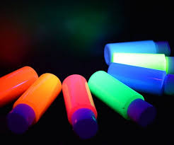 Glow In The Dark Spray Paint Colors - in the dark body paint