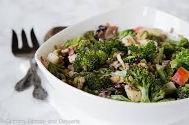 apple broccoli salad recipe dinners dishes and desserts