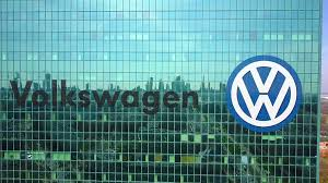 volkswagen logo png aerial shot of office skyscraper with volkswagen logo modern