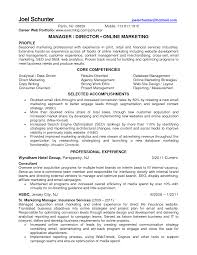 Digital Marketing Specialist Resume Field Marketing Manager Resume Resume For Your Job Application