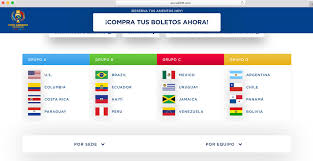 How Much Is A Centenario Copa América Centenario Group Stage Draw Results Soccer
