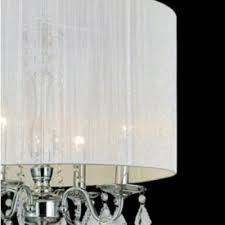 Drum Shade Chandelier Lighting Brizzo Lighting Stores 24
