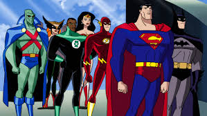 Justice League Justice League Animated Cast On Reunion Possibilities