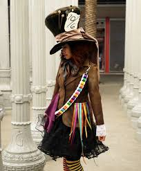 mad hatter costume ok my child will wear this for halloween heck
