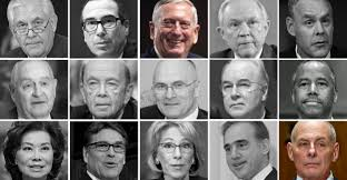 15 Cabinet Departments And Their Duties 13 Of Trump U0027s Cabinet Nominees Await Senate Approval