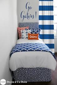 of florida gators designer dorm bedding set