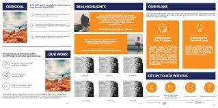 templates black friday poster and annual report for ngo
