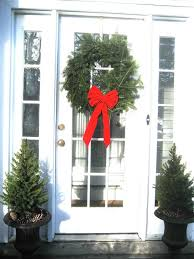 40 appealing christmas main door decoration ideas all about
