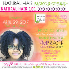 black hair styles in detroit michigan natural hair the basics styling detroit public library 2017