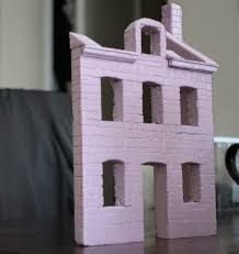 1 35 stone house another insufoam build the narrow gauge shops