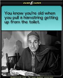 a sign of age dumbecards com for even dumber occasions funny