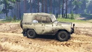 uaz 469 469 for spin tires