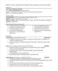 resume experience chronological order or relevance theory 44 sle resume templates free premium templates