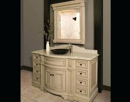Contemporary Bathroom Vanity Units by Vanities Burlington Olive 1000mm Wall Hung Curved Vanity Unit