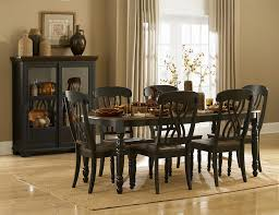 casual dining room sets kitchen impressive ohana white dining room set casual