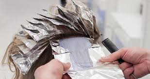 where to place foils in hair foils and highlights what s the difference the treatment files