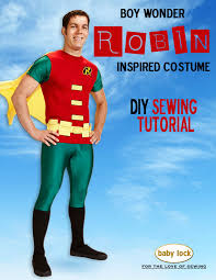 Baby Robin Halloween Costume Baby Lock U0027s 2015 Halloween Patterns Templates Totally Stitchin