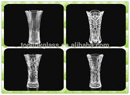Antique Lead Crystal Vase Lead Crystal Vase Antique Lead Crystal Vases Crackle Glass Vase