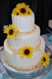 Wedding Cake Simple Wedding Cakes Simple Sunflower Wedding Cakes Sunflower Wedding