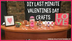 diy last minute valentines day crafts teen room decor kid