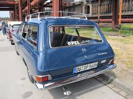 opel rekord station wagon view of opel rekord caravan 1700 photos video features and