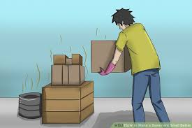 basement smells like gas the easiest way to make a basement smell better wikihow