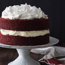 red velvet cake with cream cheese filling taste of the south