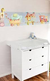 frise murale chambre bébé stickers frise enfants
