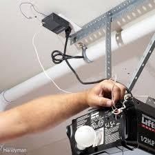 garage doors garager troubleshooting liftmaster opener wiring