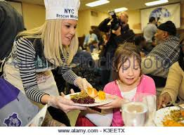 teresa scanlan miss america teresa scanlan serves thanksgiving