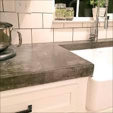 Concrete Vanity Kitchen Cement Countertop Kit Grey Concrete Countertops Concrete