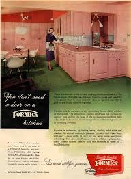 1953 formica pink kitchen today u0027s kitchen flashback design