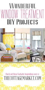Diy Drapes Window Treatments 65 Best Window Treatment Images On Pinterest Curtains Curtain