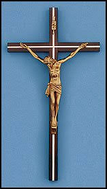 wall crucifixes 12 inch wood wall crucifix home kitchen