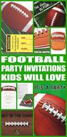 best 25 football party invitations ideas on pinterest tailgate