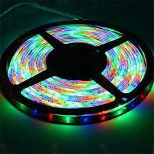 Led Strip Lights For Car Interior by Led Strip Lights Kit 3528 5m Rgb Led Flexible Smd Strip Light