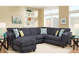 american furniture 7300 sectional sofa with chaise miskelly