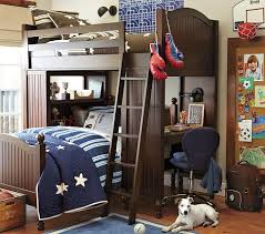 Barn Bunk Bed Bunk System And Bed Set Pottery Barn