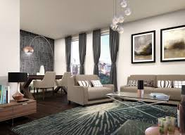 livingroom manchester one regent apartments manchester