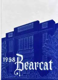 lenoir high school yearbook lenoir high school bearcat yearbooks for 1957 1960