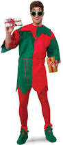amazon com rubie u0027s costume men u0027s economy elf tunic multicolor