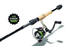 best spinning rod tackle test best new spinning and baitcasting rods and reels for